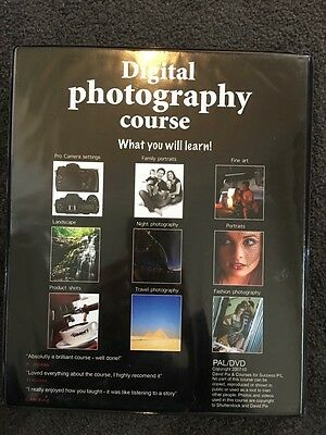 SLR Photography course