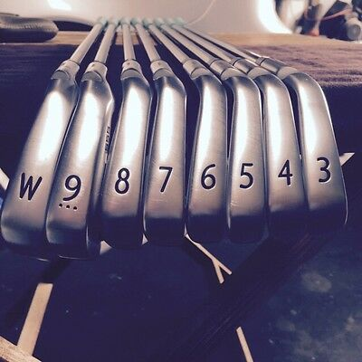 Ping S-55 Graphite Irons 3-w