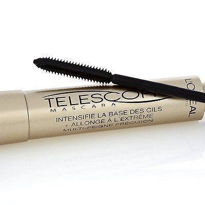 Loreal Telescopic Mascara Multi Comb Gold Case New Sealed Lengthens To Extreme