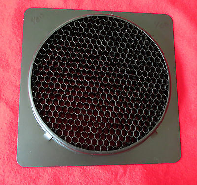 40 degree Honeycomb Grid for studio flash strobe