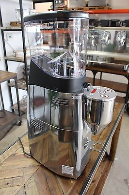 NEW Mazzer Kold COMMERCIAL COFFEE GRINDER ELECTRONIC DOSER