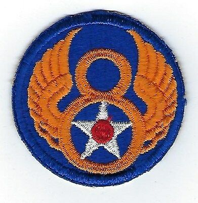 Rare Original Wwii Army Air Forces 8Th Air Force Shoulder Patch