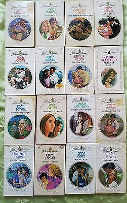 Lot of 87 Harlequin/Silhouette etc Romance Novels-hot, steamy summer reading!