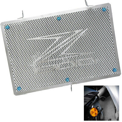 Motorbike Radiator Grille Guard Cover Protector For KAWASAKI Z800 2013-2016