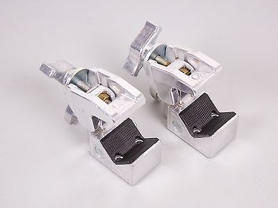 Pair of Silver Manfrotto 035 Super Clamps