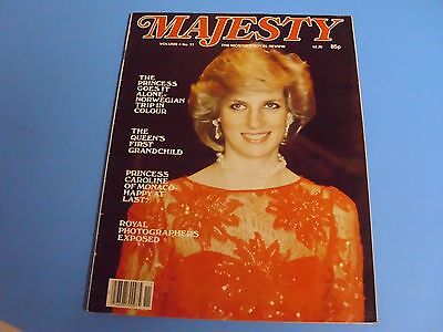 MAJESTY MAGAZINE THE MONTHLY ROYAL REVIEW VOLUME 4 No 11