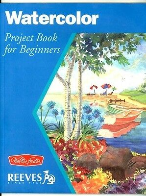 Art Book - Watercolour Painting For Beginners