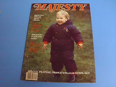 MAJESTY MAGAZINE THE MONTHLY ROYAL REVIEW VOLUME 4 No 10