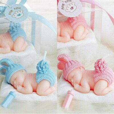 Novelty Creative Cute Baby Shower Birthday Candle Birthday Cake Decoration Gifts