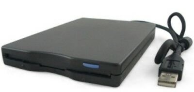 NEW GENERIC Up801-Black FLOPPY DISK DRIVE: 1.44MB BLACK EXTERNAL USB, FOR W.f.