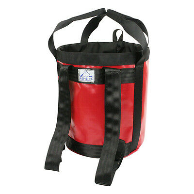 Rope Bucket, PVC – 25 Litre Red