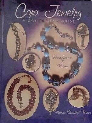 Coro Jewelry Encyclopedia Value Guide Collector's Book