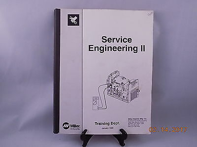 Service Engineering Ii Miller Electric Fundamentals  Solid State Power Supplies