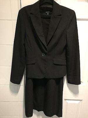 cue suit 8 Jacket and Dress