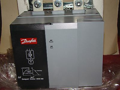 Danfoss Mcd 202-075-T6-Cv1 Soft Starter 175G5250 Price Reduced!!!