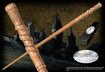 Harry Potter : PERCY WEASLEY CHARACTER WAND from The Noble Collection NOB8218