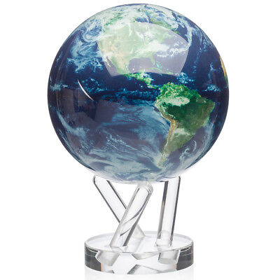 NEW Mova Medium Satellite View Spinning Globe
