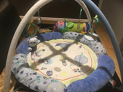 Tummy Time Toy And Play Mat Mothercare