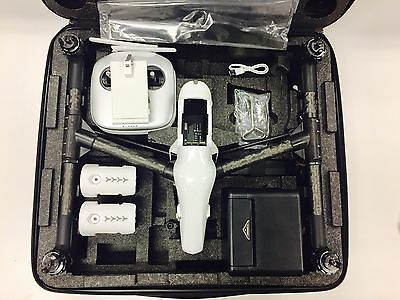 DJI Inspire 1 PRO (Zenmuse X5 Camera) + Two Batteries & DJI Genuine Carry Case