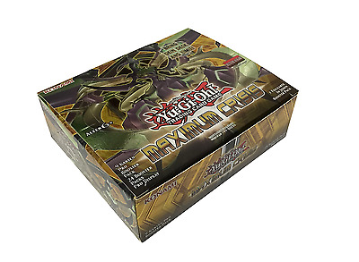 Yu-Gi-Oh! MACR -  Maximum Crisis - Display - 1. Aufl.- Deutsch - LEER - Nur Box!