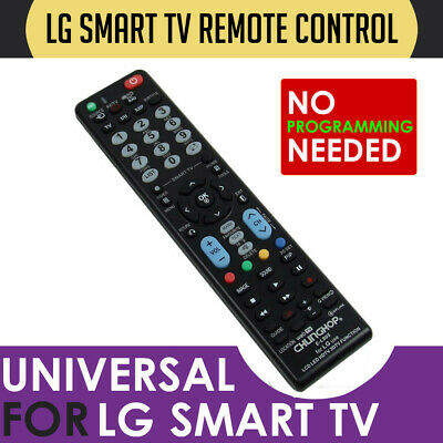 LG Smart TV NO PROGRAMMING Remote Control Universal 3D HDTV LED LCD Controller