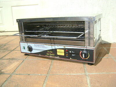 Roband Commercial Electric Salamander, Grill. Made In Australia. Gold Coast.