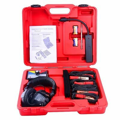 Electronic Stethoscope Kit Find Engine Noise diagnosis Scope mechanics tool CA