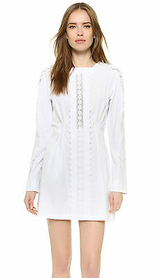 Alice McCALL Who's Loving You Dress BNWT size8 White