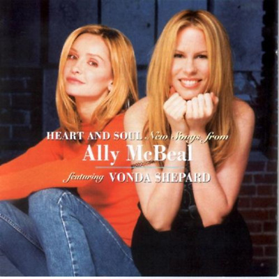Ally Mcbeal Heart & Soul New Songs From -  Soundtrack - CD - New