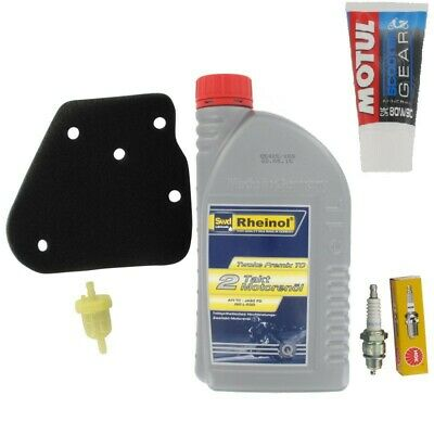 Set Kit Satz Service Inspektion Reparatur Wartung 1E40QMB MDE Scooter Neu