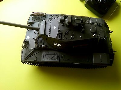 Radio Control 2.7g Heng Long Walker Bulldog 1/16 RC Battle Tank 3839