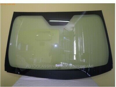 FORD FALCON FG - 5/2008 to CURRENT - 4DR SEDAN/2DR UTE - FRONT WINDSCREEN GLASS