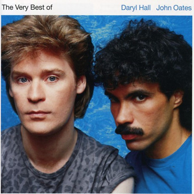 Very Best Of Daryl Hall & John Oates -  Hall & Oates - CD - New