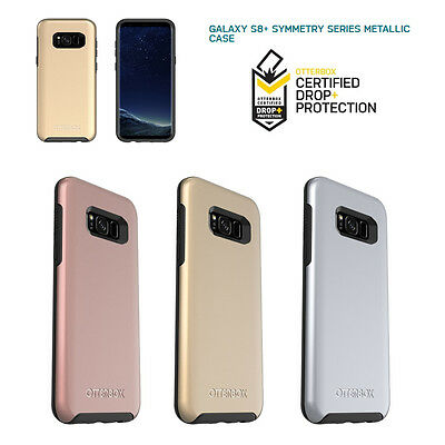 Otterbox Symmetry Metallic for Samsung Galaxy S8+ S8 Plus case  Pink Gold Silver