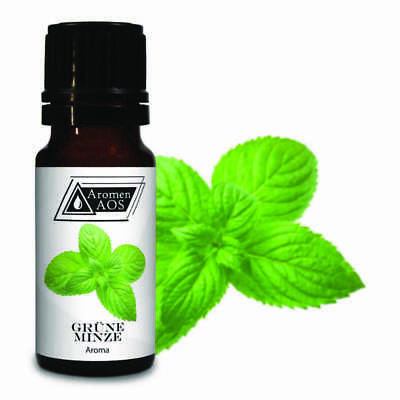 Art of Smoke - Grüne Minze Aroma 10 ml (64,00€/100ml)
