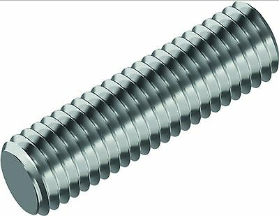 300mm Threaded Bar Screwed Rod Studding M3 M4 M5 M6 M8 M10 M12 M16 M20