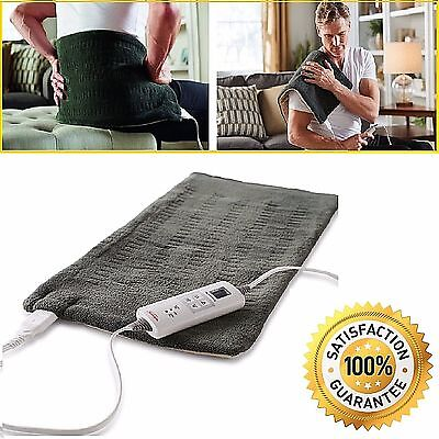 Pain Relief Electric Heating Pad Ultra Heat Technology Orthopaedic Heating Belt
