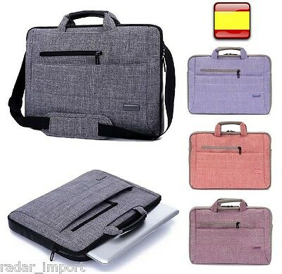 BOLSO MALETIN Nylon PARA PC ORDENADOR PORTATIL LAPTOP DE 15''/14'' FUNDA