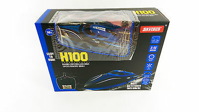 Radio Remote Control RC FLASH High Speed Racing Boat RTR 2.4GHz Self Righting!