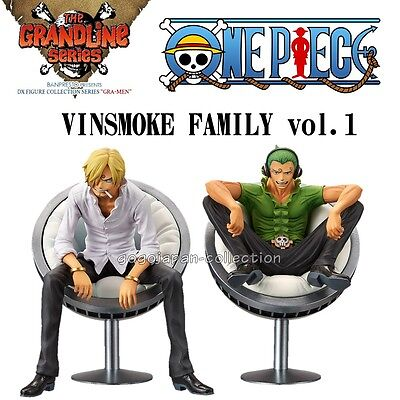ONE PIECE DXF THE GRANDLINE SERIES VINSMOKE FAMILY vol.1 SANJI & YONJI