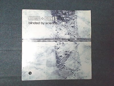"Koma & Bones Blinded By Science 3x12"" Thursday Club Recordings (TCR) 2001"