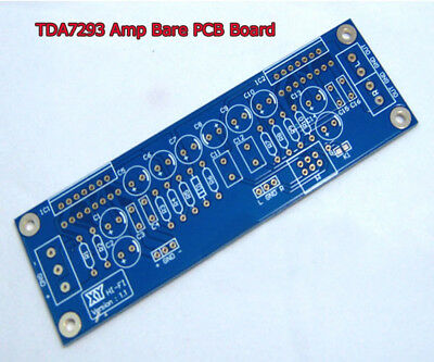 TDA7293 Amplifier Amp Bare PCB Board DIY High Quality