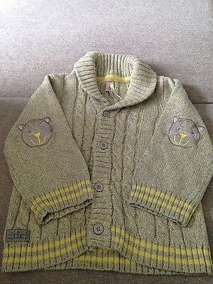 Superbe gilet orchestra taille 12 mois