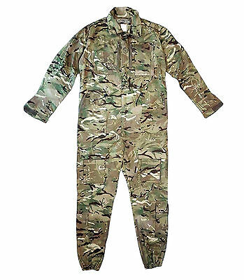 Coverall British Army Coveralls Suit MTP AFV Multicam Crewman Camo Camouflage