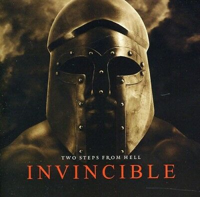 Invincible -  Two Steps From Hell - CD - New