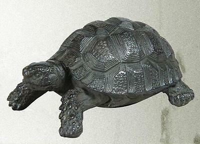 Lucky Chinese antique bronze Statues of turtles .#dya07