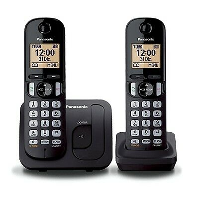 PANASONIC KXTGC212 DECT6.0 2xHEAD-SET, CORDLESS PHONE