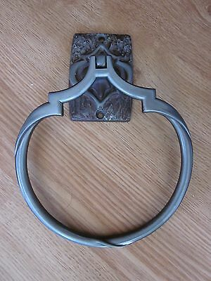 Amerock Monterey Towel Ring - Wall Mount - Vintage