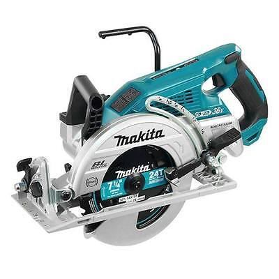 MAKITA DRS780Z 18V x 2 7-1/4 in. Rear Handle Brushless Circular Saw (Tool Only)