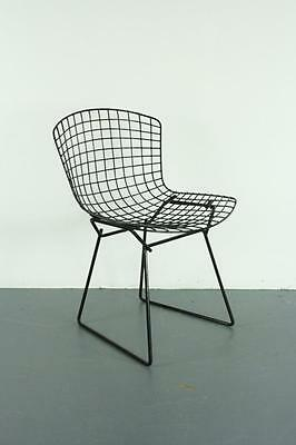Vintage Harry Bertoia Side Dining Chair Midcentury #2002